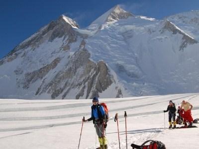 Gasherbrum 8080m Expressaufstieg