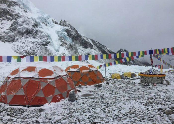 Everest-Aufstieg