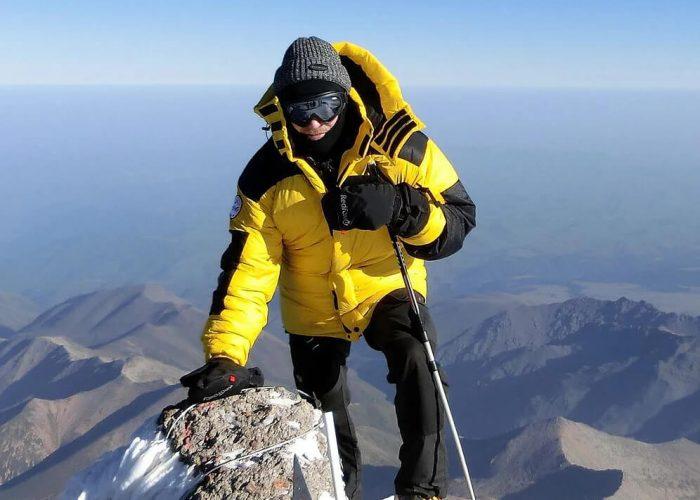 Elbrus von Süden