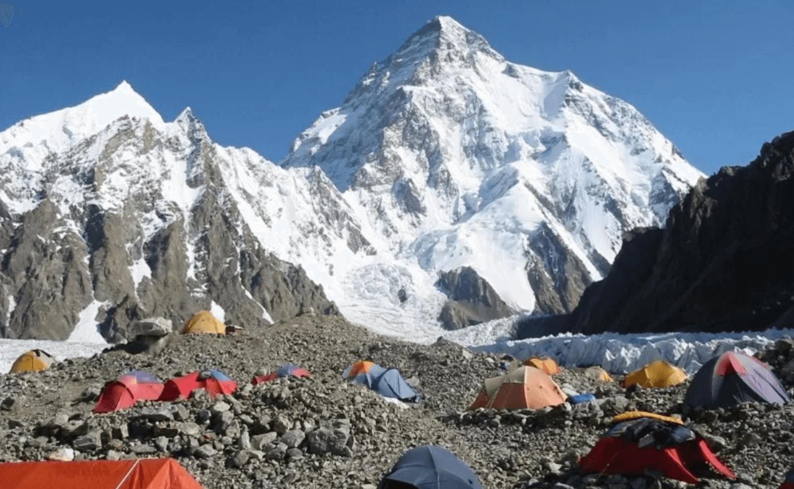 K2 Climbing K2 Expedition 55 Days Hohenbergsteigen