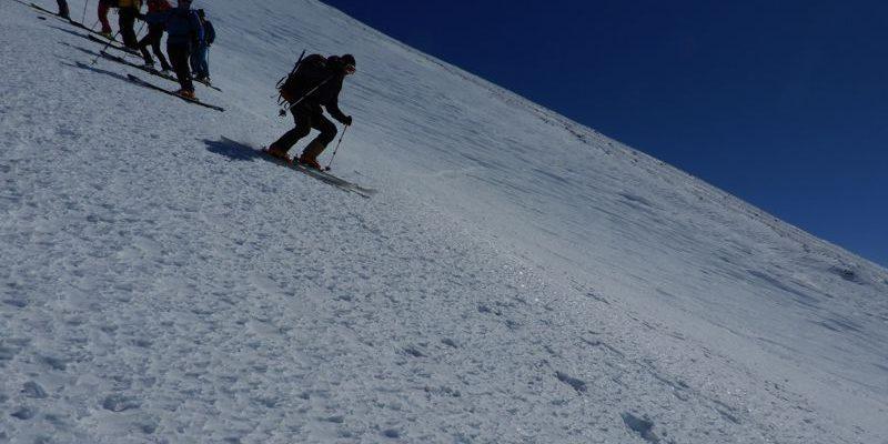 Hohenbergsteigen Skitour Kamtschatka 01