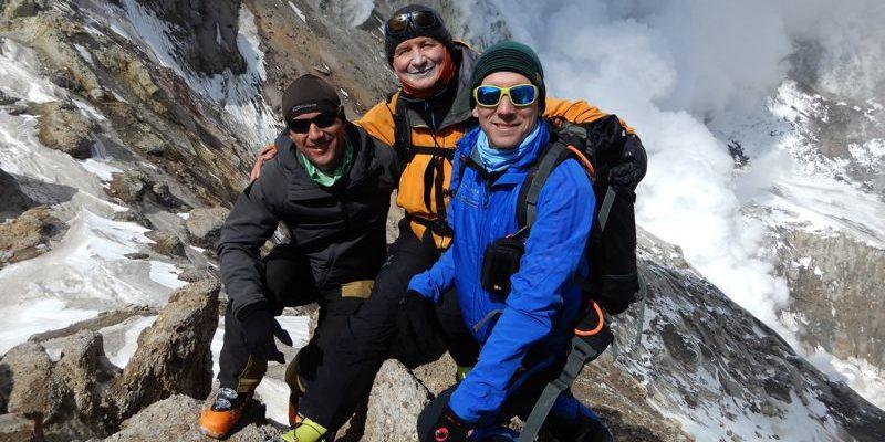 Hohenbergsteigen Skitour Kamtschatka 10