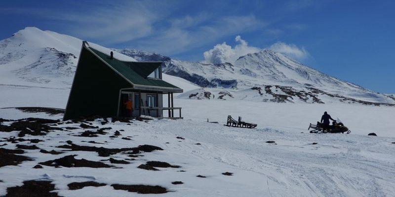 Hohenbergsteigen Skitour Kamtschatka 17
